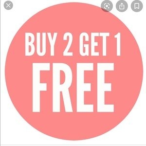 Buy 2 Magazines Get 1 Free (equal or lesser value)